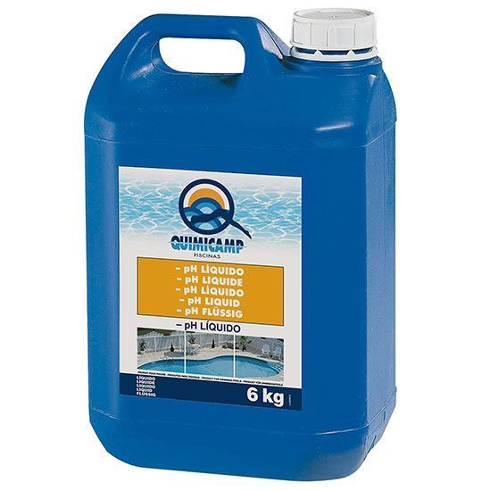 REDUCTOR PH LIQUIDO 6KG