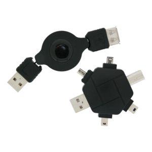SET DE ADAPTADORES USB